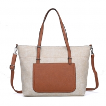 Dámská béžová kabelka Elissa 5261