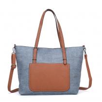 Dámská modrá kabelka Elissa 5261