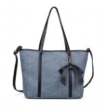 Dámská modrá kabelka Elza 5259