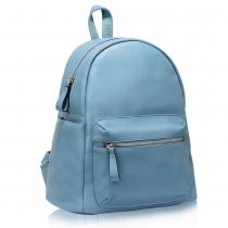 Dámský modrý batoh Eddie 186C