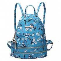 Dámský modrý batoh Alize 1704