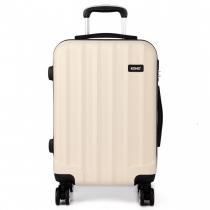 Dámský malý béžový kufr Trip 1773