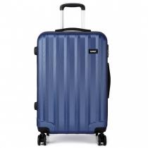 Dámský střední námořnicky modrý kufr Trip 1773