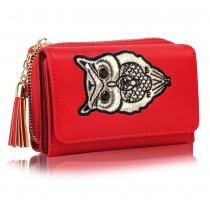 Dámská červená peněženka Anastasia 1080