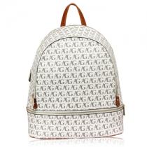 Dámský bílý batoh Elodie 533
