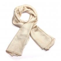 Dámský zlatý šátek Sonel 008
