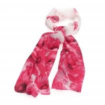 Dámský růžový šátek Emma 31267