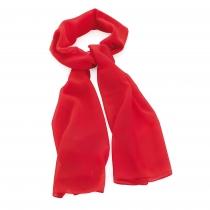 Dámský červený šátek Annie 31277