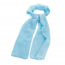 Dámský světle modrý šátek Annie 31281