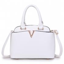 Dámská bílá kabelka Diane 1718