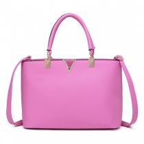 Dámská růžová kabelka Caliope 1717