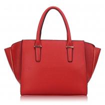 Dámská červená kabelka Lindsay 517
