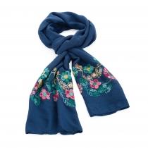 Dámský námořnicky modrý šátek Astrid 31523