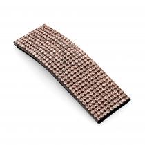 Bronzová sponka do vlasů Audie 31536