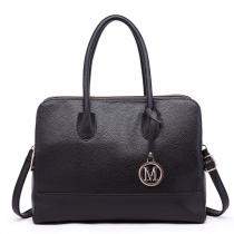 Dámská černá kabelka Peggy 1726