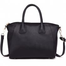 Dámská černá kabelka Dori 1723