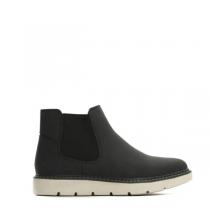 Dámské černé kotníkové boty Beau 055 3f029ef04b