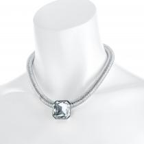 Náhrdelník ve stříbrné barvě Jewel 31461