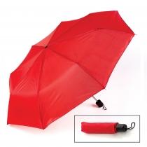 Červený skládací deštník Ulla 29405