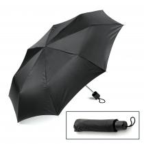 Černý skládací deštník Ulla 29406