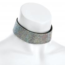 Barevný choker náhrdelník Lydia 31456
