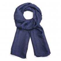 Dámský námořnicky modrý šátek Laura 010