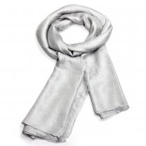 Dámský stříbrný šátek Laura 010