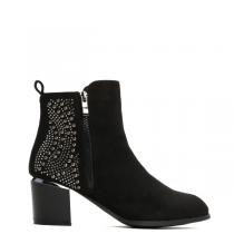 Dámské černé kotníkové boty Boyle 8321