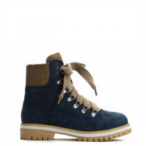 Dámské tmavě modré kotníkové boty Trey 9092