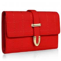 Dámská červená peněženka Britani 1075a