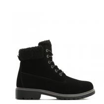 Dámské černé kotníkové boty Chile 6191