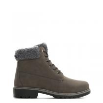 Dámské šedé kotníkové boty Chile 6191
