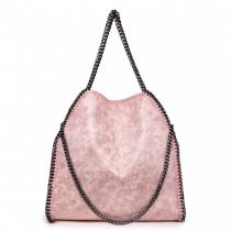 Dámská růžová kabelka Kristen 1760