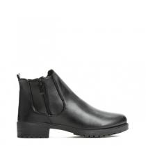 Dámské černé kotníkové boty Kourtney 819