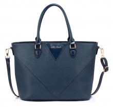 Dámská námořnicky modrá kabelka Liberty 518