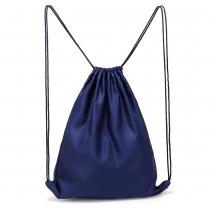 Dámský námořnicky modrý stahovací batoh Baggy 005