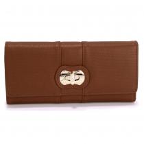 Dámská hnědá peněženka Betty 1055a