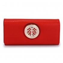 Dámská červená peněženka Laika 1039a
