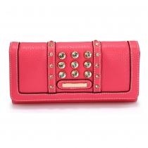 Dámská růžová peněženka Ramonna 1041a