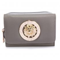 Dámská šedá peněženka Vinie 1064a