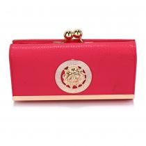 Dámská růžová peněženka Noemi 1068a
