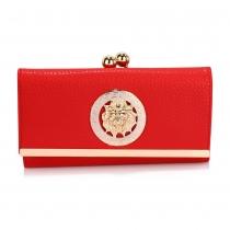 Dámská červená peněženka Noemi 1068a