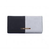 Dámská šedá peněženka Libra 1505
