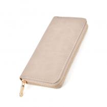 Dámská šedá peněženka Jennie 456