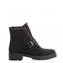 Dámské černé matné kotníkové boty Darien 1373a
