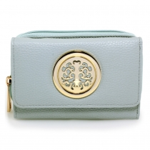 Dámská modrá peněženka Ruth 1052A