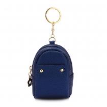 Námořnicky modrý přívěšek Key 1091