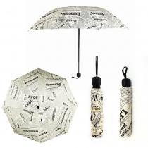 Tělový skládací deštník Print 013