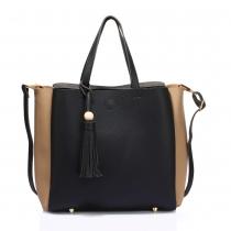 Dámská černotělová kabelka Livvi 550