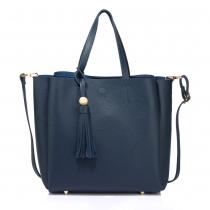 Dámská námořnicky modrá kabelka Livvi 550